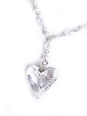 Wildheart bridal necklace